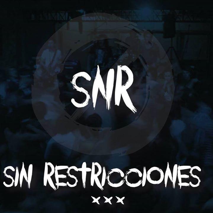 SIN RESTRICCIONES Tour Dates