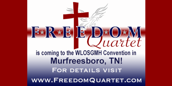Freedom Quartet @ Clarion Hotel Ball Room - Murfreesboro, TN