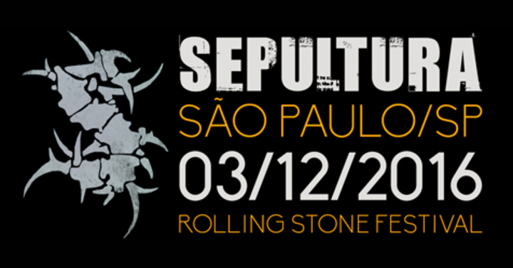 Sepultura @ Memorial da América Latina - Sao Paulo, Brazil