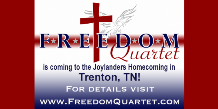 Freedom Quartet @ Gibson County High School - Trenton, TN