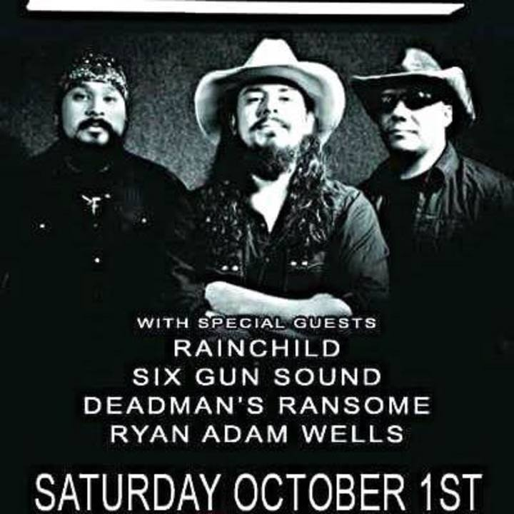 Rainchild Tour Dates