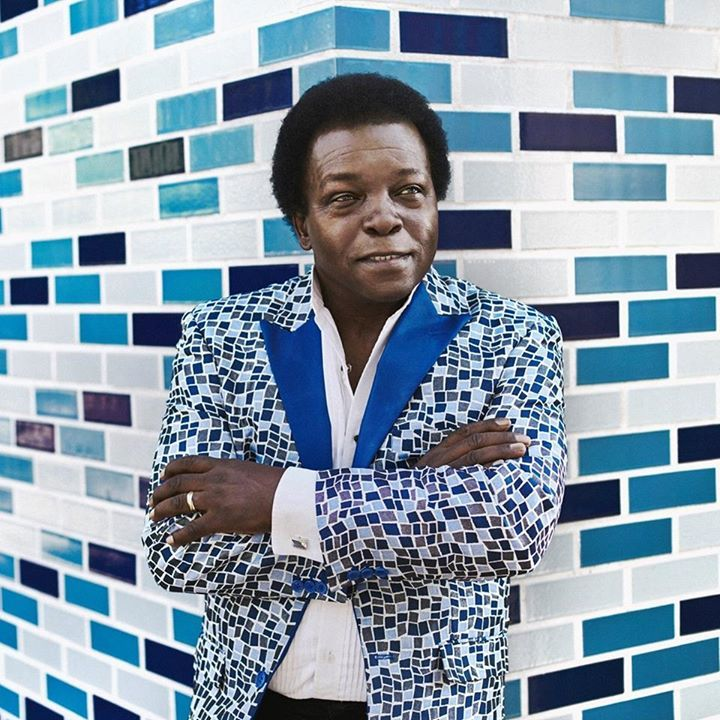 Lee Fields & The Expressions @ Schlachtof - Wiesbaden, Germany