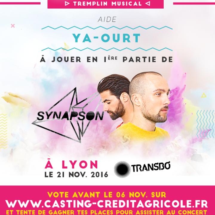 Ya-Ourt Tour Dates