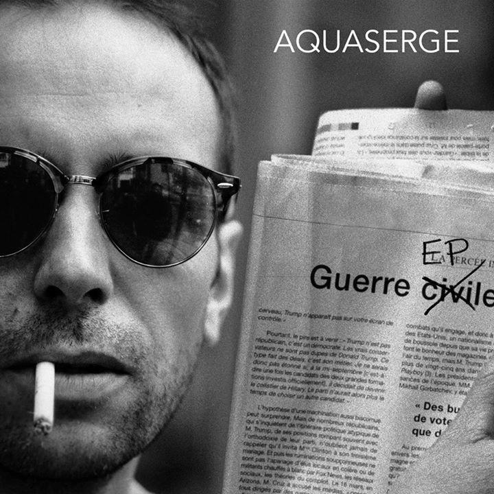 Aquaserge @ THEATRE DU VIEUX SAINT-ETIENNE - Rennes, France