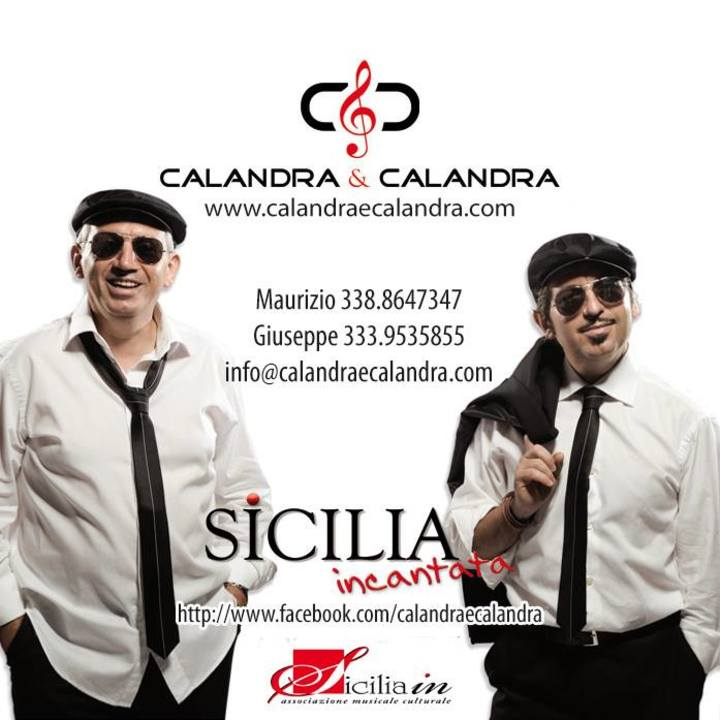 Calandra & Calandra Tour Dates