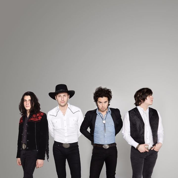 The Last Bandoleros Tour Dates