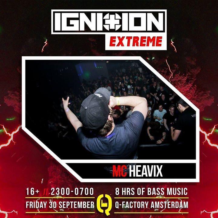 Heavix Tour Dates