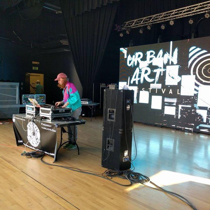 DJ Bask @ Metro Music Hall - Salt Lake City, UT