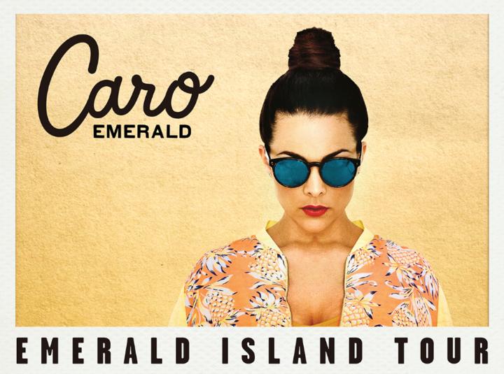 Caro Emerald @ Nieuwe Luxor Theater - Rotterdam, Netherlands