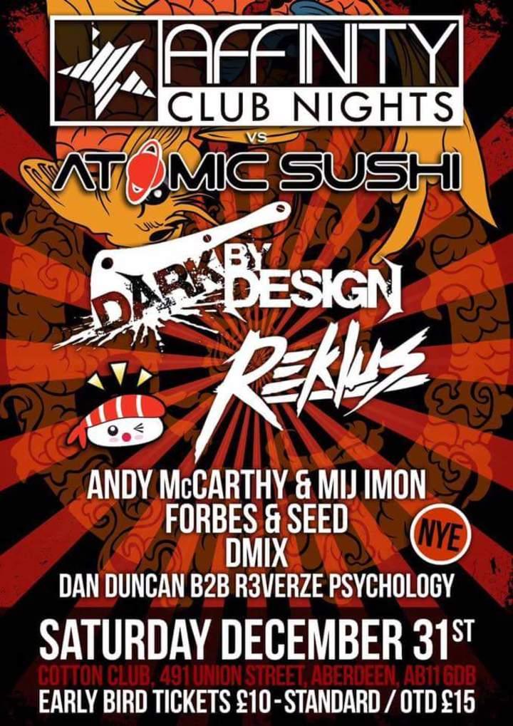 DarkbyDesign @ Cotton Club - Aberdeen, United Kingdom