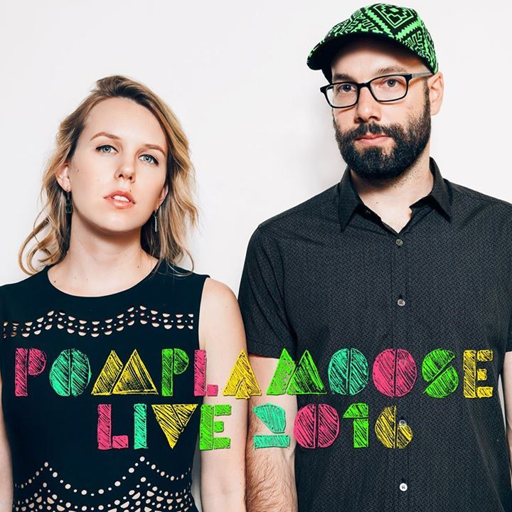 Pomplamoose Tour Dates
