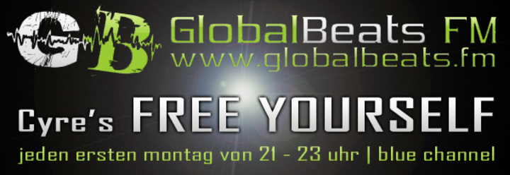 Cyre @ Radio GlobalBeats.FM - Munchen, Germany