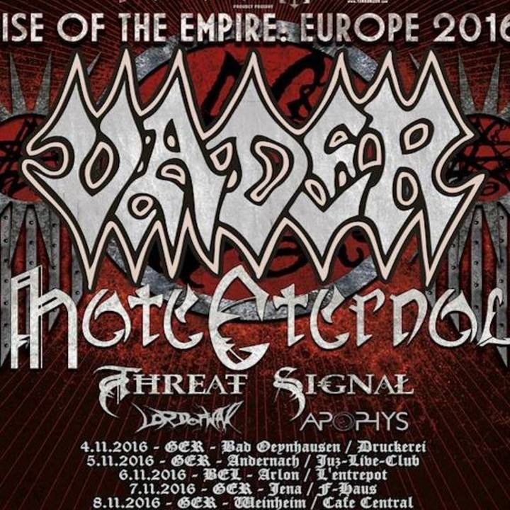 Threat Signal Tour Dates