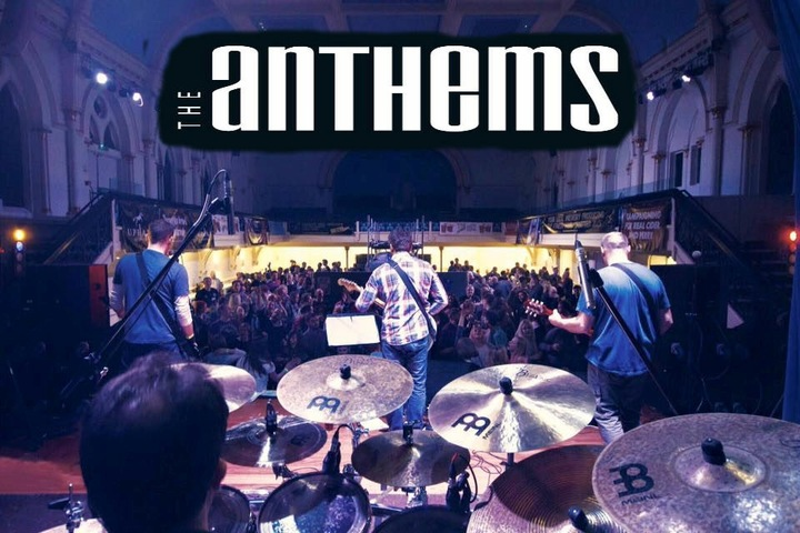 The Anthems @ The Cricketers Arms - Eastleigh, United Kingdom
