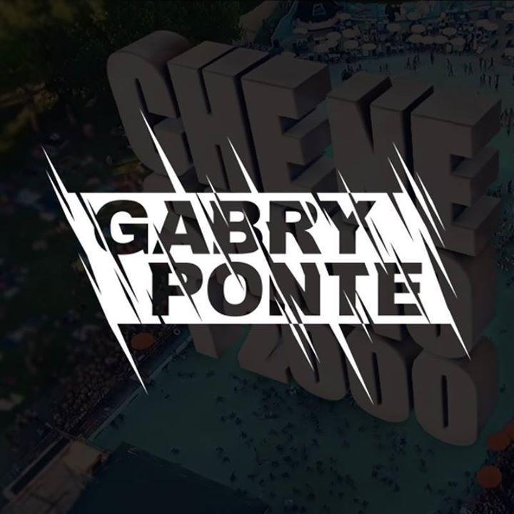 Gabry Ponte Tour Dates