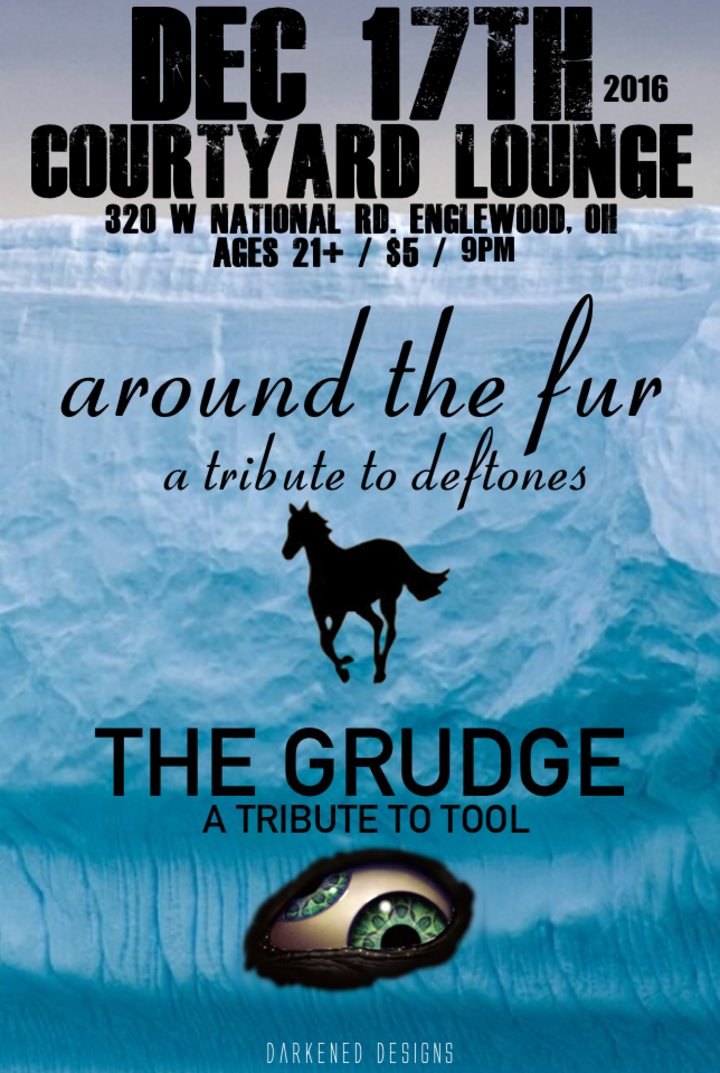 Around The Fur - A Tribute To Deftones @ Courtyard Lounge - Englewood, OH