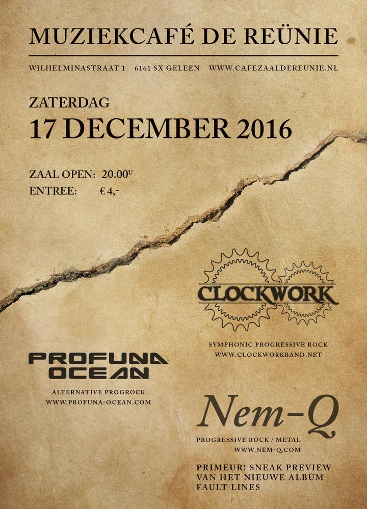 Nem-Q @ De Reunie - Geleen, Netherlands