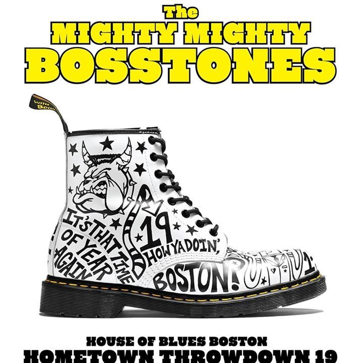 The Mighty Mighty Bosstones Tour Dates