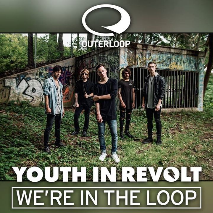 Youth In Revolt Tour Dates