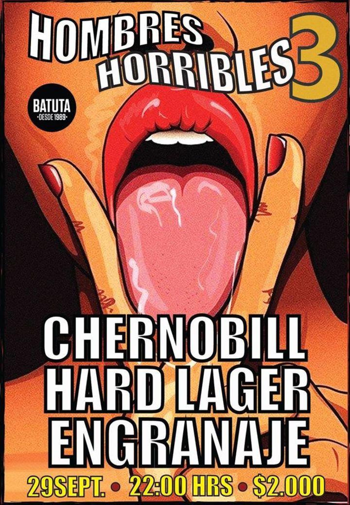 ChernoBill Tour Dates