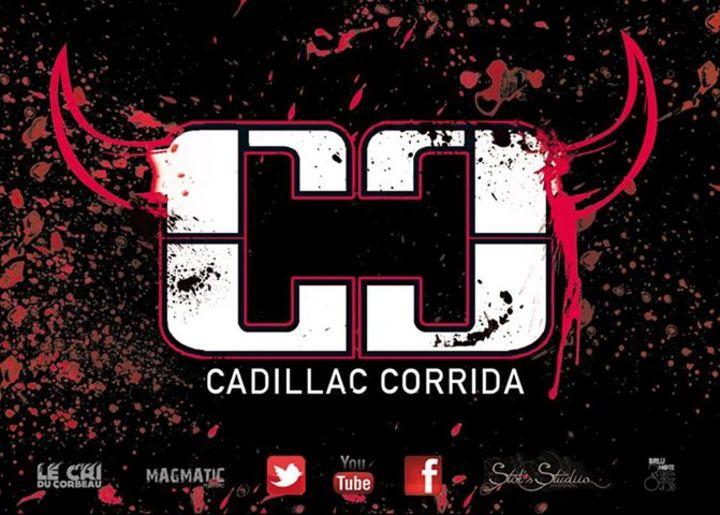 Cadillac Corrida Tour Dates