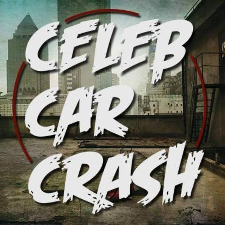 CELEB CAR CRASH @ Rock 'n' Roll - Rho, Italy