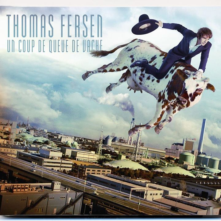 Thomas Fersen @ CASINO THEATRE BARRIERE DE BORDEAUX - Bordeaux, France