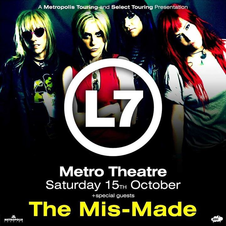 The Mis-Made Tour Dates