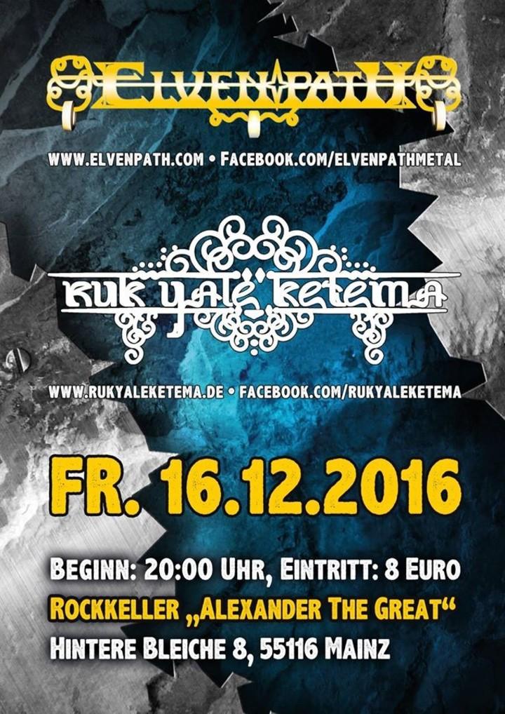 Ruk Yale Ketema @ Alexander The Great - Mainz, Germany
