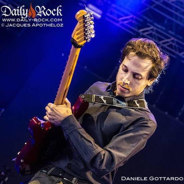 Daniele Gottardo Tour Dates