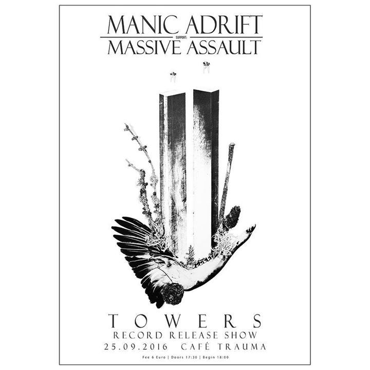Manic Adrift Tour Dates