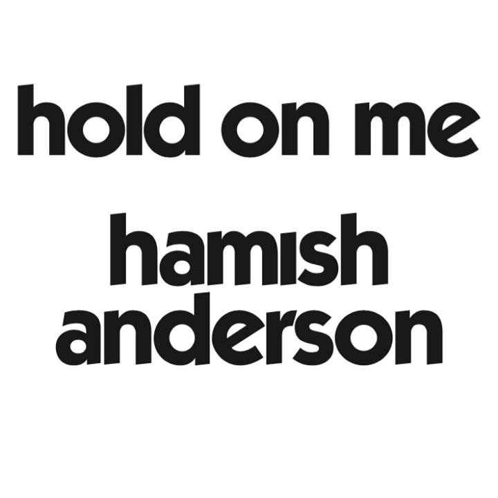 Hamish Anderson Tour Dates