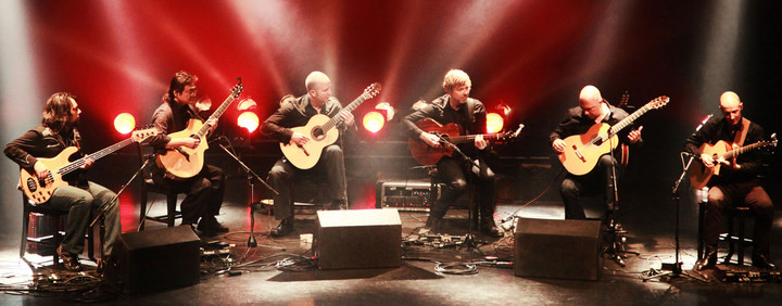 MG3: Montreal Guitar Trio / Montréal Guitare Trio @ MG3 / CGT @ Lincoln Theater - Mount Vernon, WA