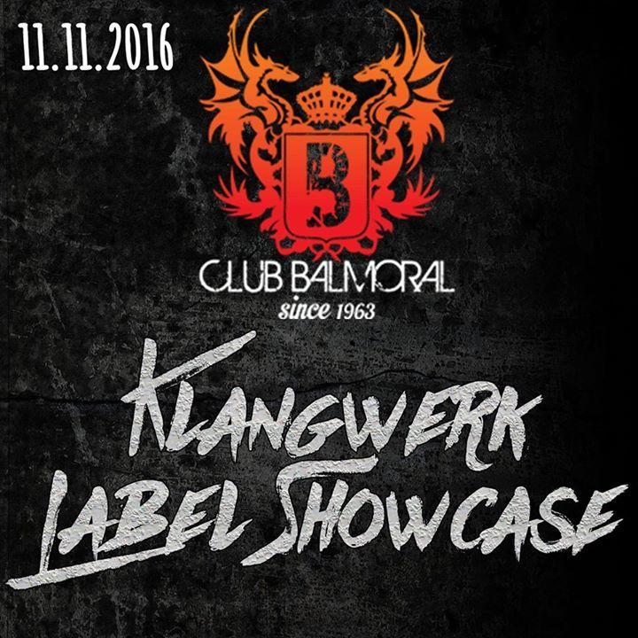 Klangwerk Tour Dates