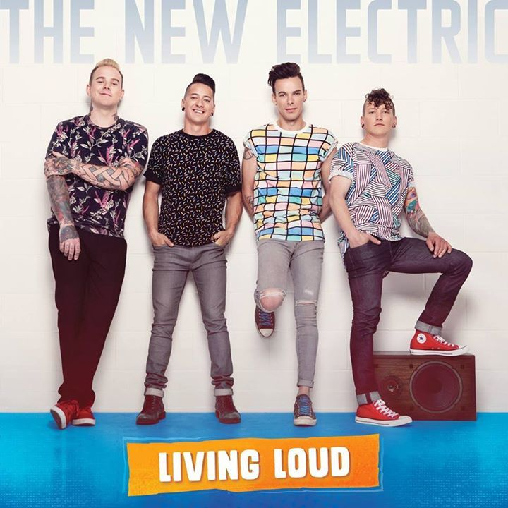 The New Electric Tour Dates