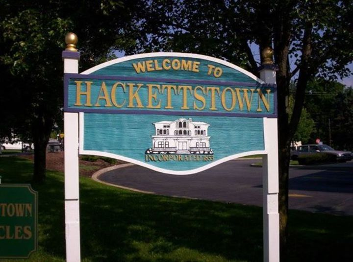 Hackettstown's Own Tour Dates