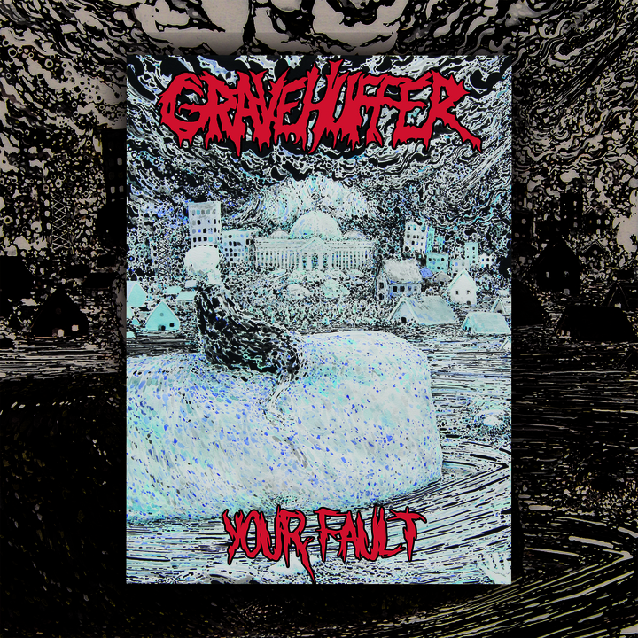 Gravehuffer Tour Dates