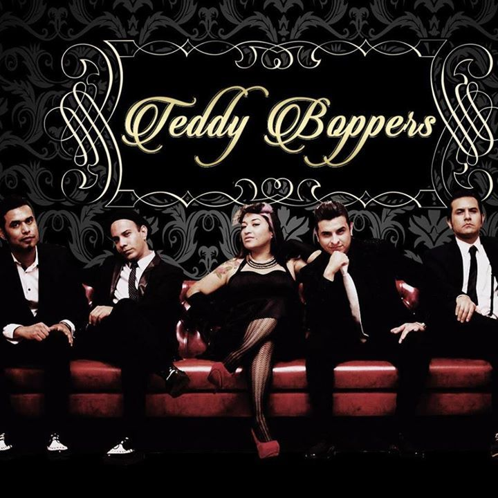 Los Teddy Boppers Tour Dates