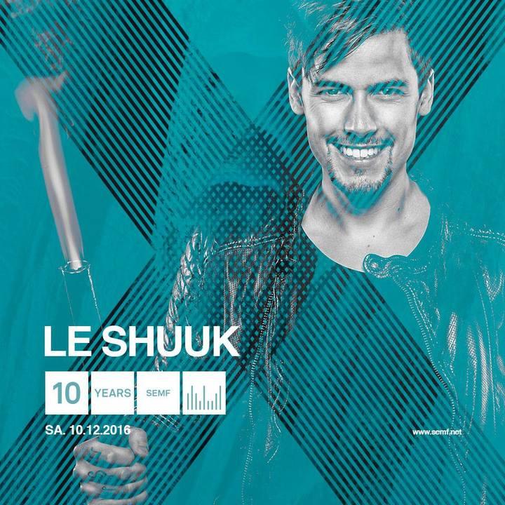 LE SHUUK @ SEMF - Stuttgart, Germany