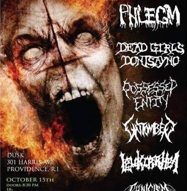 Untombed Tour Dates