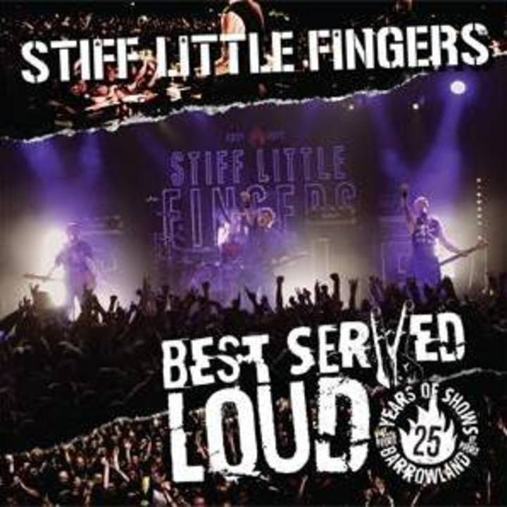 Stiff Little Fingers @ Concorde 2 - Brighton, United Kingdom