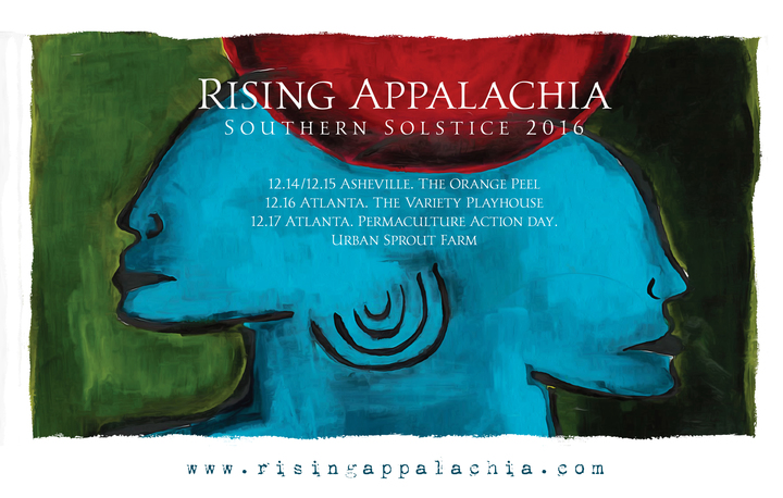 Rising Appalachia Music @ Variety Playhouse - Atlanta, GA