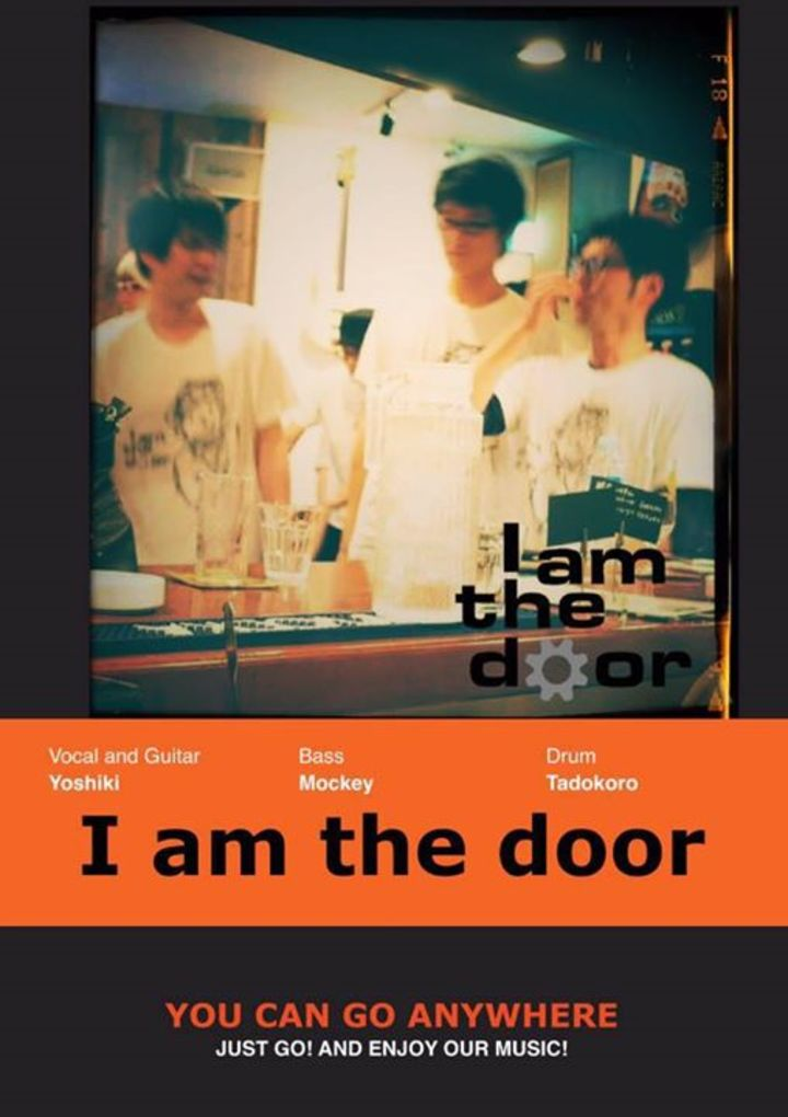 I Am the Door @ MerseyBeat - Kobe, Japan