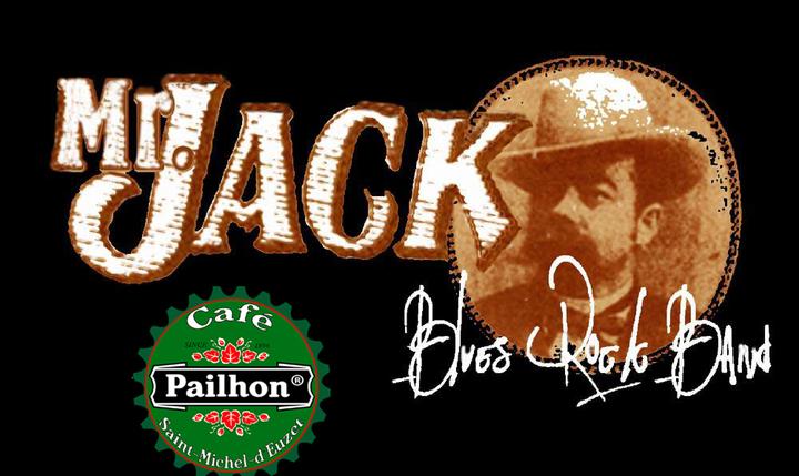 Mr Jack @ Mr Jack au Café Pailhon de Saint Martin D'Euzet (30) - Le Village, France