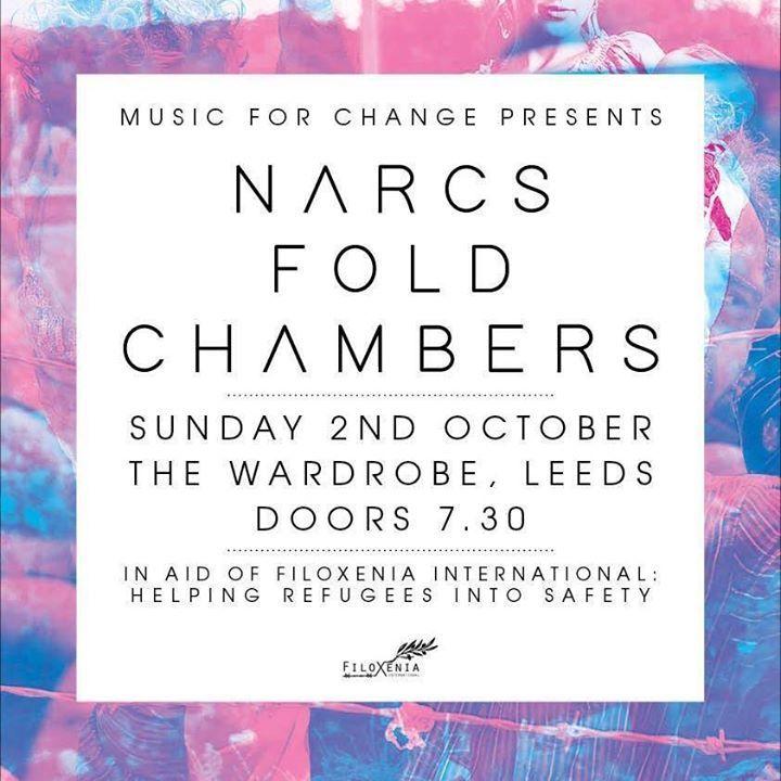 Narcs Tour Dates