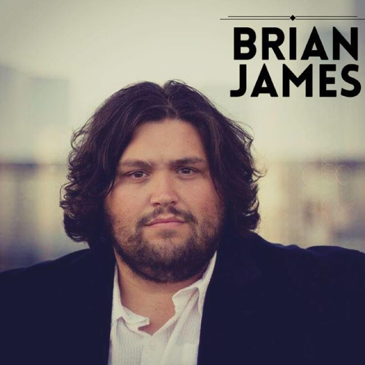 Brian James Tour Dates