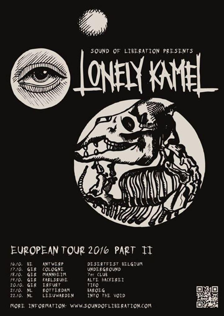 Lonely Kamel Tour Dates