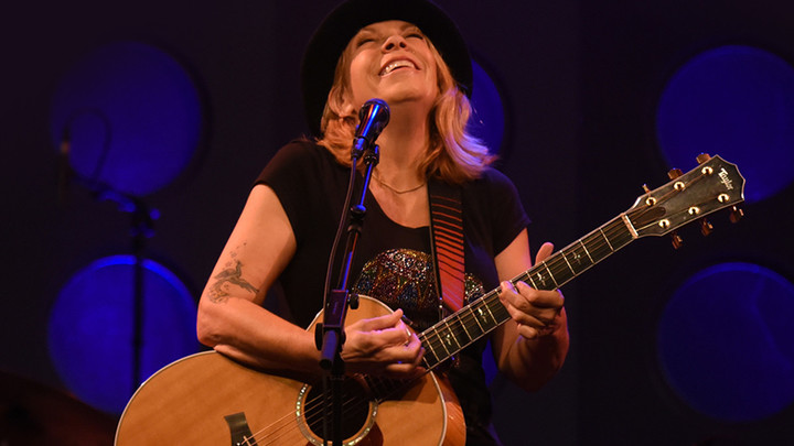 Rickie Lee Jones @ Jerusalem International Jazz Festiva - Jerusalem, Israel