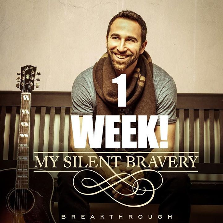 MY SILENT BRAVERY Tour Dates
