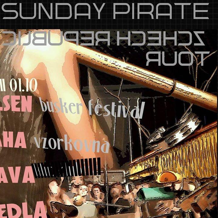 TILL SUNDAY PIRATE Tour Dates